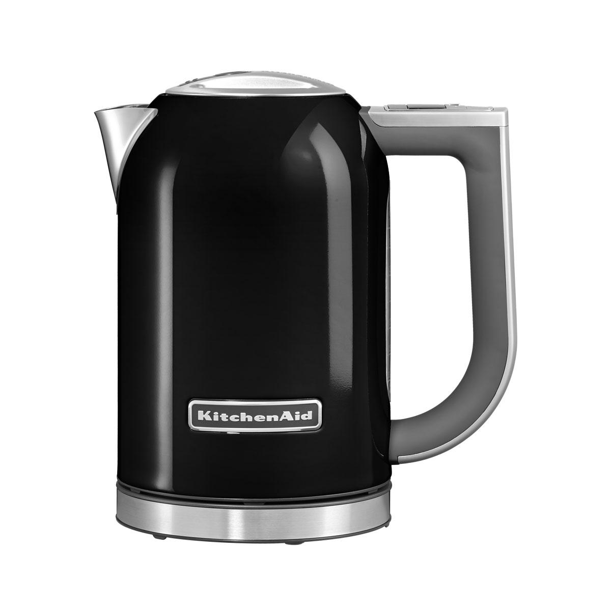 kitchenaid wasserkocher schwarz 7l kettle. Black Bedroom Furniture Sets. Home Design Ideas