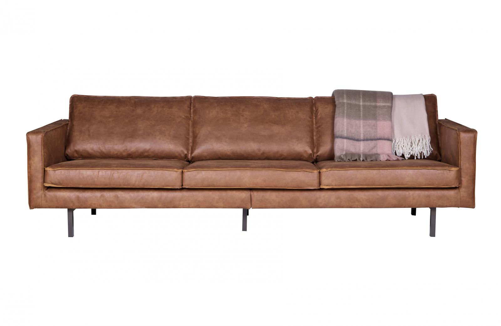 ledercouch braun. Black Bedroom Furniture Sets. Home Design Ideas