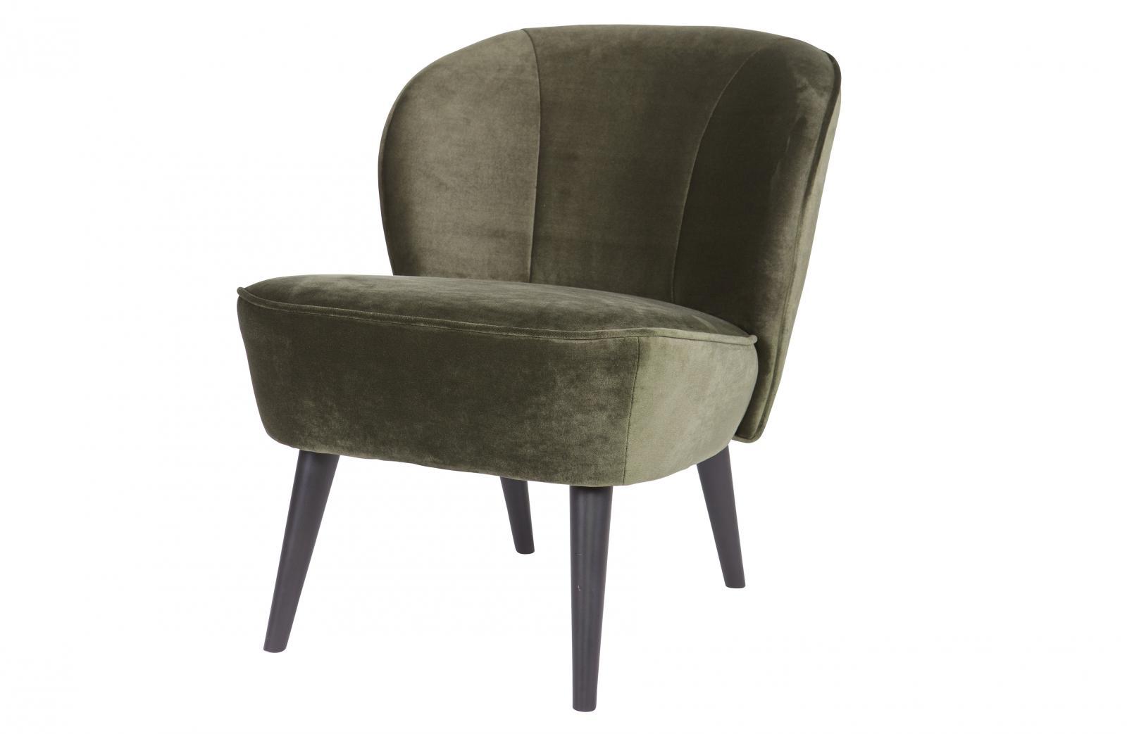woood sara sessel samt hei en gr n. Black Bedroom Furniture Sets. Home Design Ideas
